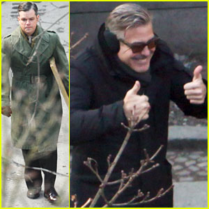 george-clooney-matt-damon-the-monuments-men-in-berlin