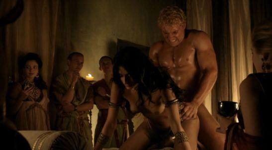 jai courtney nude spartacus