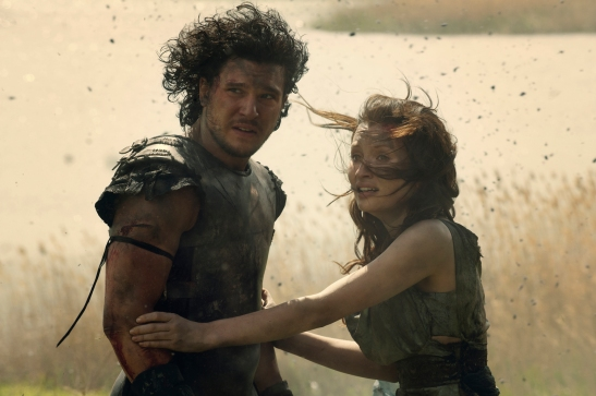Emily Browning;Kit Harington