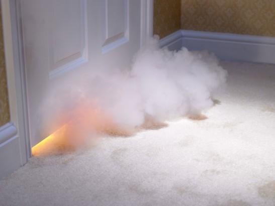 smoke removal