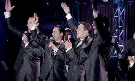Still from Jersey Boys