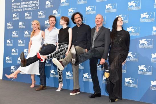 'Birdman' - Photocall - 71st Venice Film Festival
