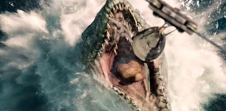 Jurassic World   Ricky's Film Reviews