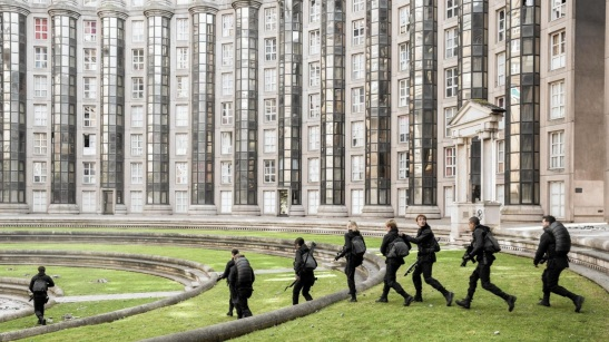 squad-451-gale-jackson-pollux-katniss-cressida-peeta-finnick-messalla-castor-capitol