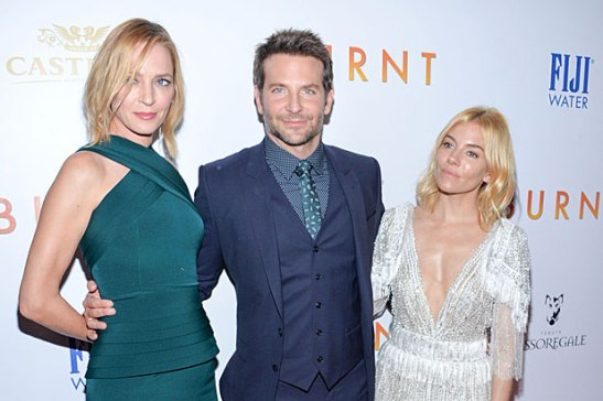 Uma-Thurman-Bradley-Cooper-and-Sienna-Miller-at-Burnt-Premiere