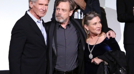 news-harrison-ford-mark-hamill-carrie-fisher-force-awakens-premiere-672x372