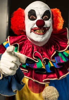 murder the clown