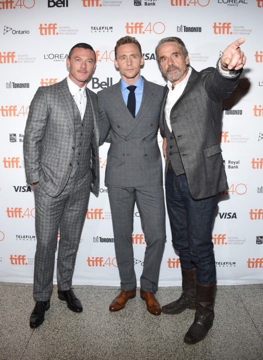 Luke-Evans-Tom-Hiddleston-Jeremy-Irons-High-Rise-Premiere-2015-Style-Picture