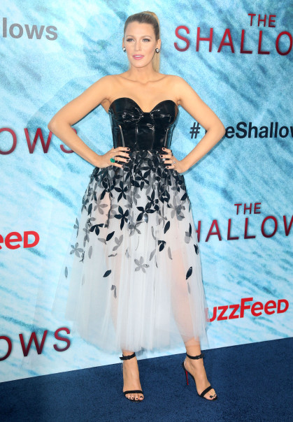 'The Shallows' New York Premiere