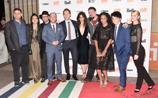 "2016 Toronto International Film Festival - ""Blair Witch"" Premiere - Arrivals"
