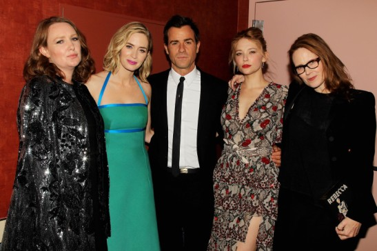 Universal Pictures Presents The American Premiere of Dreamworks Pictures and Reliance Entertainments 'The Girl On The Train', New York, USA - 04 Oct 2016