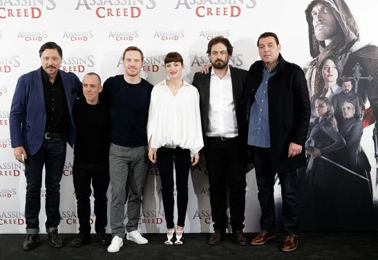 'Assassin's Creed' Madrid Photocall
