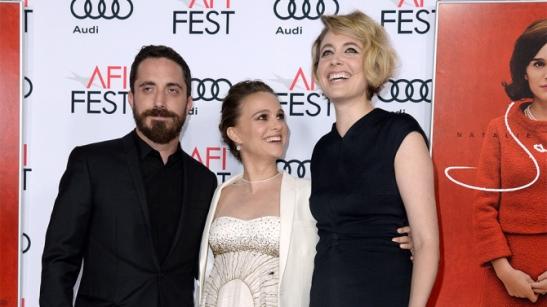 'Jackie' film premiere, AFI Fest, Los Angeles, USA - 14 Nov 2016
