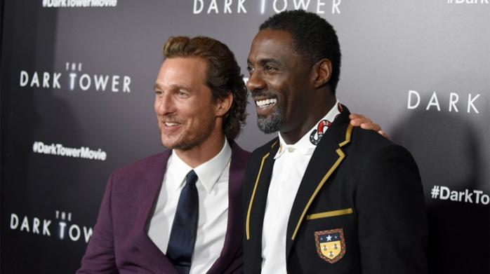 'The Dark Tower' film premiere, Arrivals, New York, USA - 31 Jul 2017
