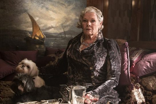 "Judi Dench stars in Twentieth Century Fox's ""Murder on the Orient Express."""