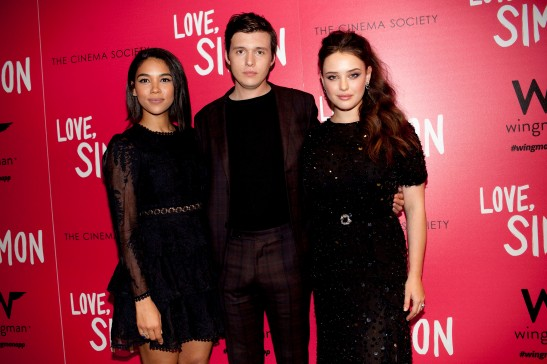 'Love, Simon' Film Premiere