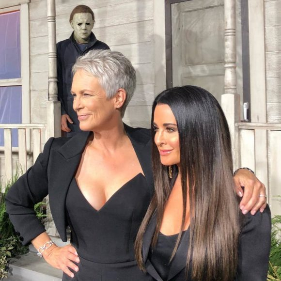 Jamie Lee Curtis, Kyle Richards
