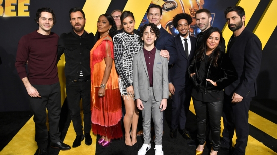 'Bumblebee' film premiere, Arrivals, Los Angeles, USA - 09 Dec 2018