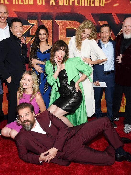 "NY Special Screening of ""Hellboy"", New York, USA - 09 Apr 2019"