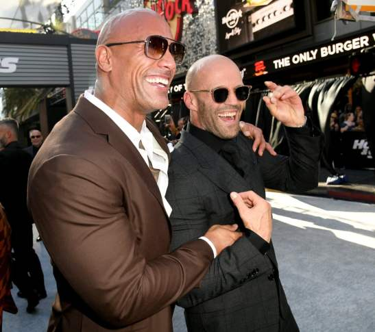 Dwayne-Johnson-His-Mom-Hobbs-Shaw-LA-Premiere